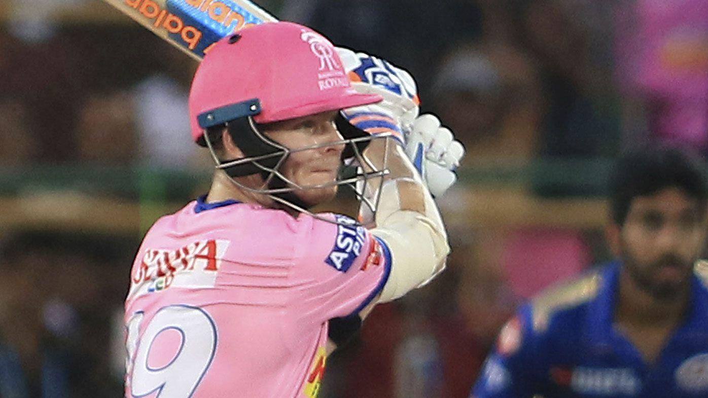 Steve Smith allays fitness, form concerns with IPL half-century as captain