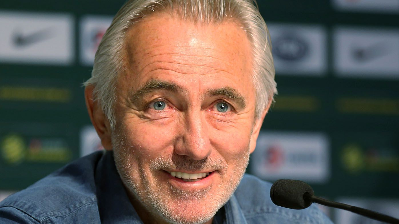 Socceroos coach Bert Van Marwijk turns to tennis to fix VAR