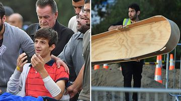 First Christchurch victims laid to rest