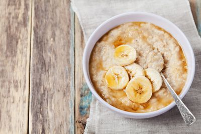 <strong>Oatmeal</strong>