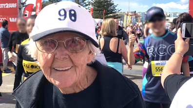 Enid Webster will be taking part in her sixth City 2 Surf this Saturday.