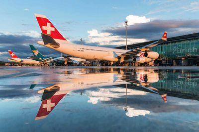 7. Zurich Airport