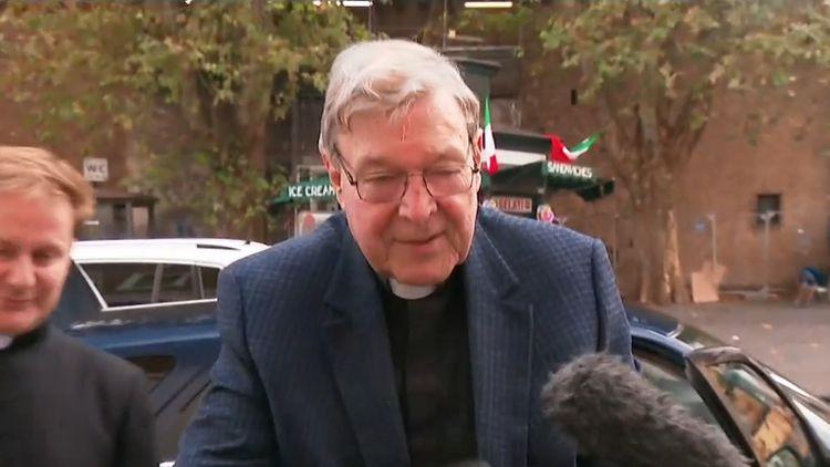 Following Cardinal Becciu's resignation, Cardinal George Pell to return to Vatican
