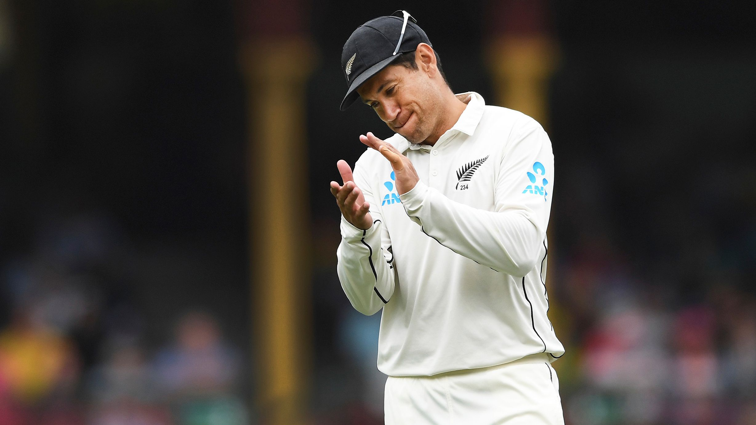 Memory of late mentor makes history bittersweet for Ross Taylor