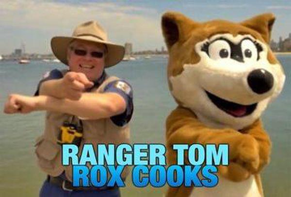 Ranger Tom Rox Cooks