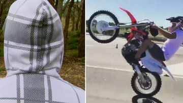 Man claims teen bikers 'jumped and bashed' locals