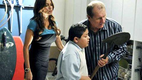 Modern Family offends Peru