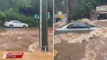 Flash flooding warnings across Queensland's South East