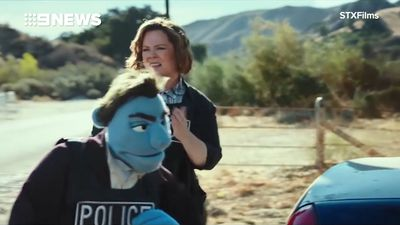 Creators of 'Sesame Street' sue raunchy muppet film 'The Happytime Murders'