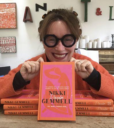 Nikki Gemmell new book Dissolve