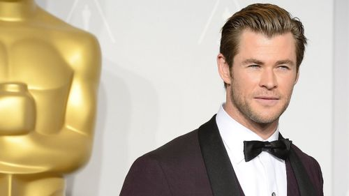 Chris Hemsworth joins Hollywood's richest