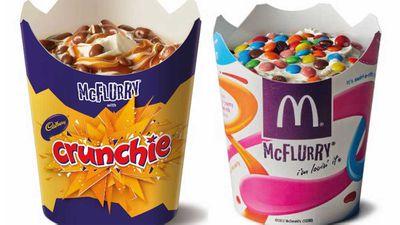 McDonald's announces free McFlurry giveaway
