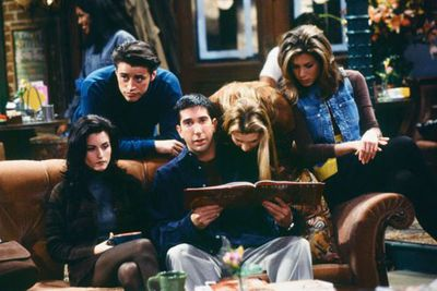Before settling on <i>Friends</I>, other titles producers considered were <i>Friends Like Us</i>, <i>Six of One</i>, <i>Across the Hall</i>, <i>Once Upon a Time in the West Village</i> and our favourite <I>Insomnia Cafe</i>. <br/><br/>Yep, doesn't have the same ring to it.