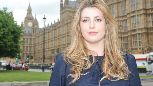 Conservative MP Penny Mordaunt. (AAP)