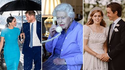 The best royal pictures of 2020... so far