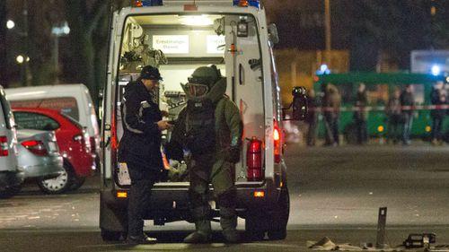 German police detain two in Berlin raids targeting Islamists