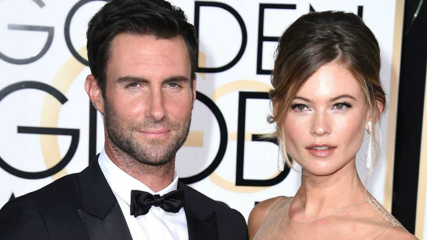 Adam Levine and Behati Prinsloo welcome second daughter
