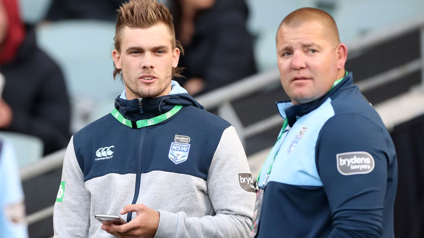 Fittler adds fresh faces to NSW Blues squad ahead of Origin decider
