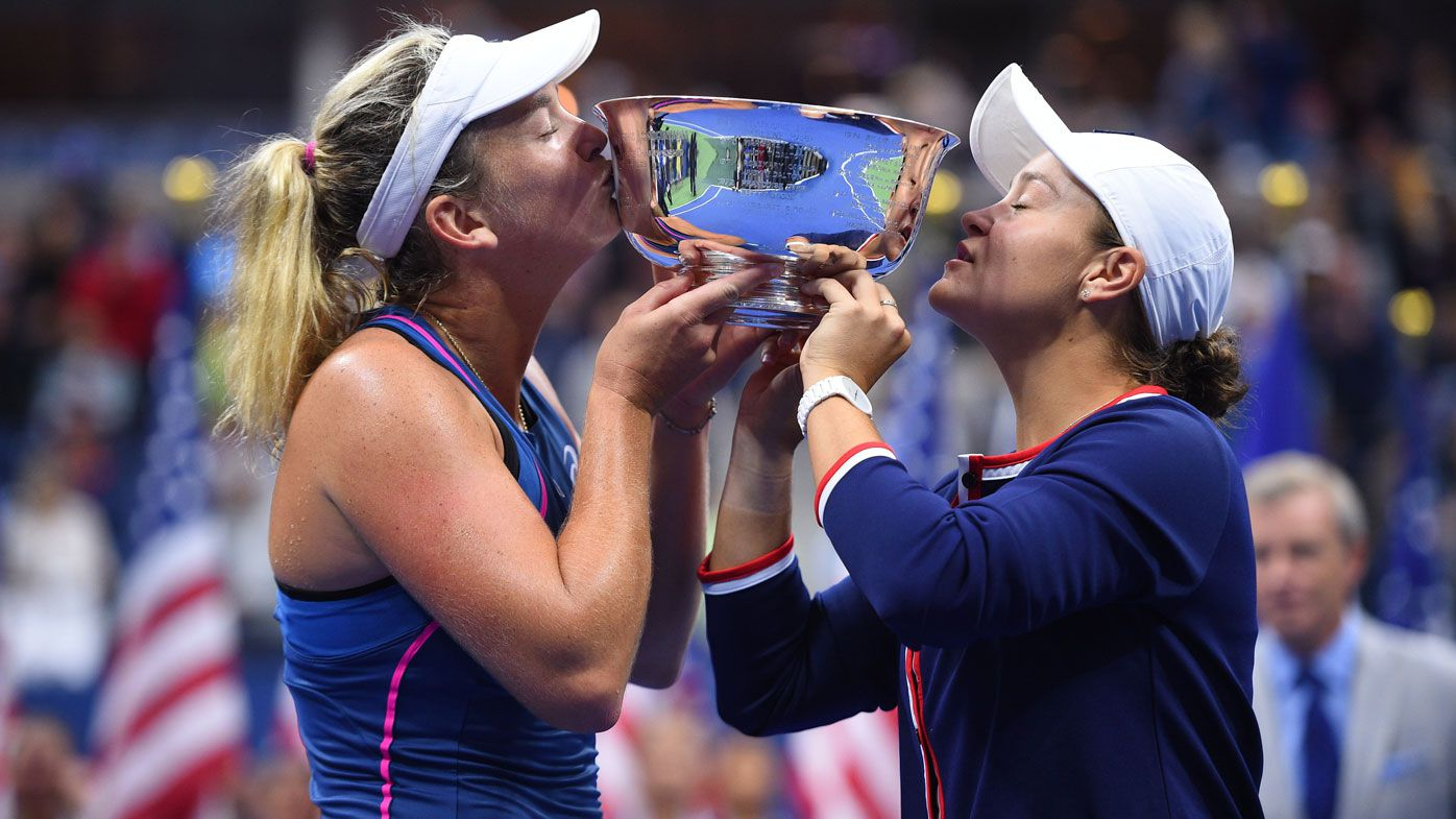 Ashleigh Barty beats doubles partner CoCo Vandeweghe in Tokyo