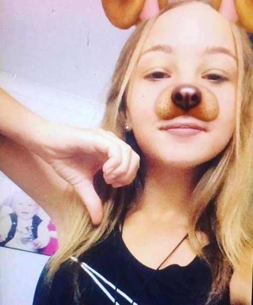 Emily Stick's mother wants tougher punishments for cyber-bullies. (Supplied)