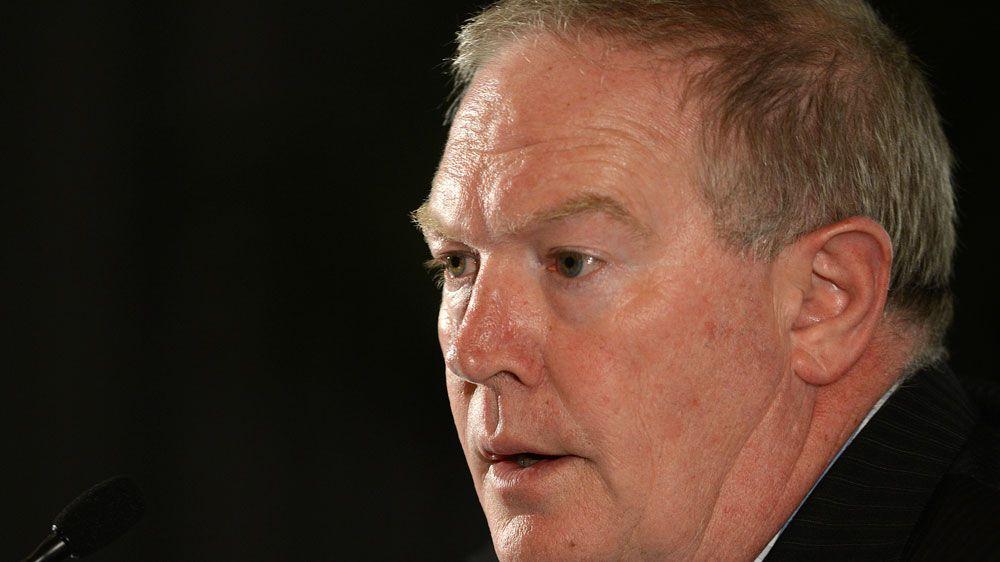 PGA Australia chief executive Brian Thorburn.(AAP)