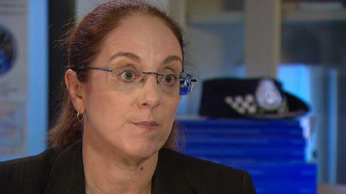 AFP Commander Lesa Gale said investigators were struggling to keep up.
