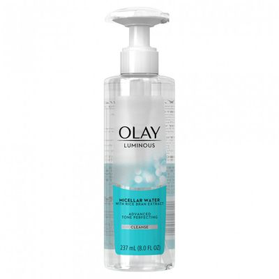"""<p><a href=""""https://www.priceline.com.au/olay-luminous-advanced-tone-perfecting-micellar-water-237-ml"""" target=""""_blank"""" title=""""Olay Luminous Advanced Tone Perfecting Miceallar Water 237 ml, $12.99"""" draggable=""""false"""">Olay Luminous Advanced Tone Perfecting Miceallar Water 237 ml, $12.99</a></p> <p>The skincare experts over at at Olay have released the perfect makeup remover for the cooler months. The hydrating micellar water formula leaves skin looking brightened, evenly toned and refreshed.</p>"""