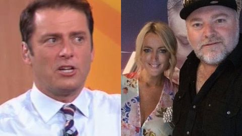 Karl Stefanovic loses it at Kyle and Jackie O over prank calls: 'I've got the f---ing coppers onto you'