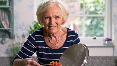 Cook along with Mary Berry in 'Absolute Favourites'.