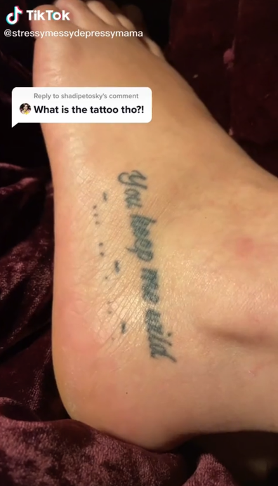 Woman warns against matching tattoos after best friend has an affair with her husband