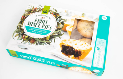 Woolworths Fruit Mince Pies