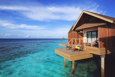 <strong>Reethi Faru Resort, Maldives</strong>