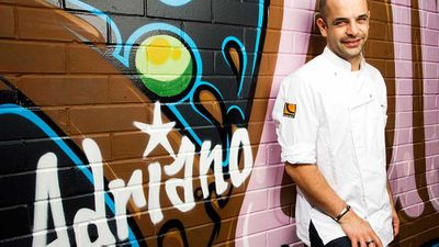 <strong>Adriano Zumbo</strong>