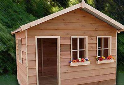 Build a cubby house