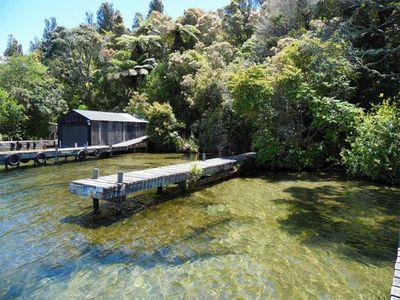 Okere Falls Bach, Rotorua