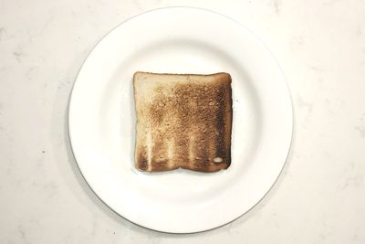 Plain toast: 85 calories per slice