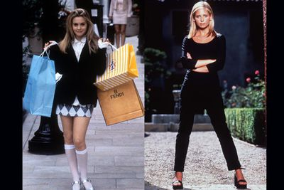 <p>Sarah Michelle Gellar as Cher Horowitz in<em>&nbsp;Clueless</em></p>