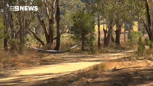 The man's death is not being treated as suspicious. (9NEWS)