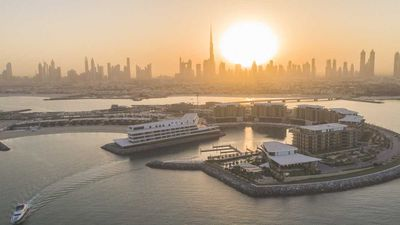 What it's really like to stay in Dubai's exxiest hotel
