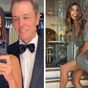 Pia Miller farewells her millionaire boyfriend as he leaves the country