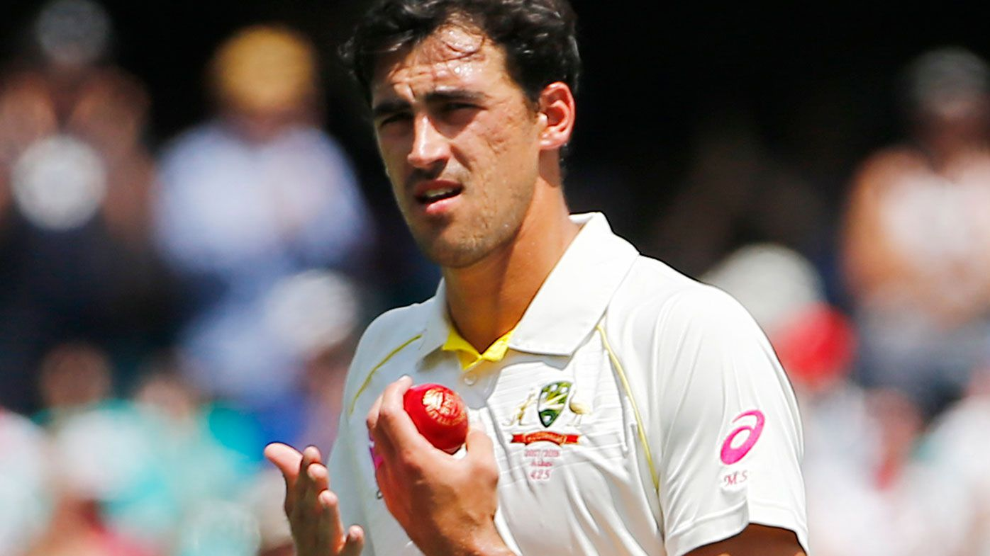 Australian bowler Mitchell Starc speaks out about ball-tampering scandal in South Africa
