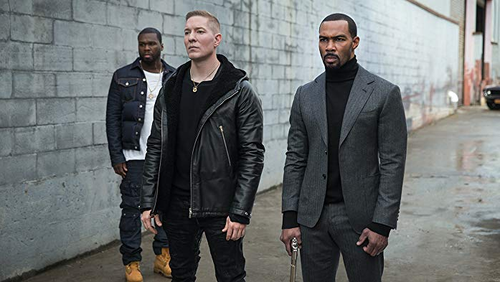 50 Cent's crime drama Power is exclusive to Stan in Australia.