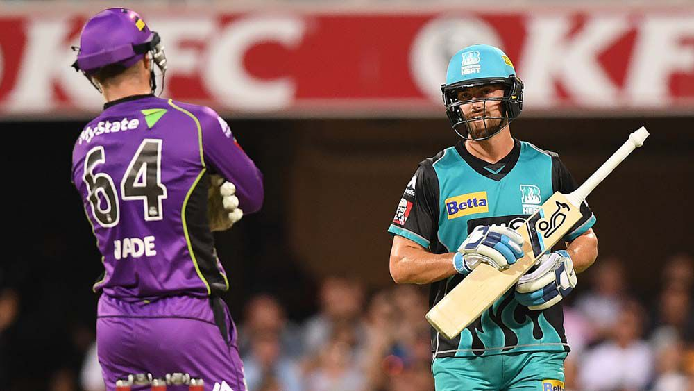 D'arcy Short leads Hurricanes to dramatic win as McCullum fumes over controversial call