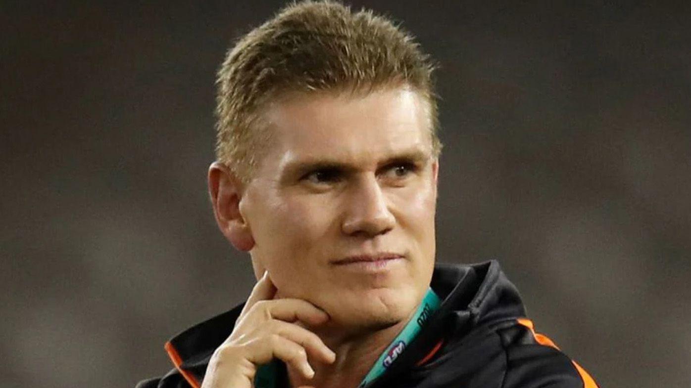 Ross Lyon slams AFL's response to GWS football boss Jason McCartney's umpires outburst