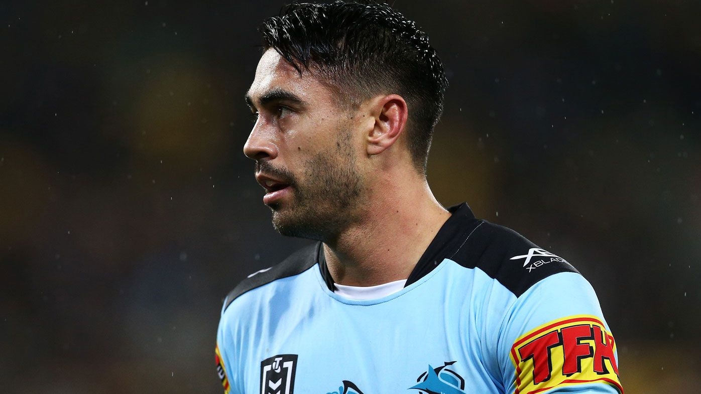 Shaun Johnson has been in impressive form for the Sharks. (Getty)