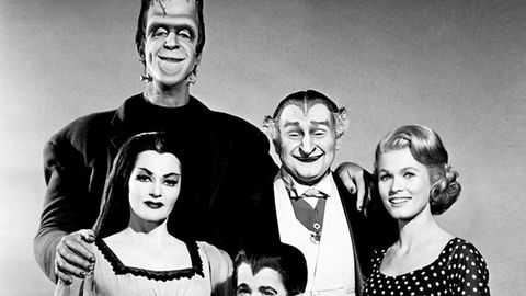 Confirmed: The Munsters on its way back to TV