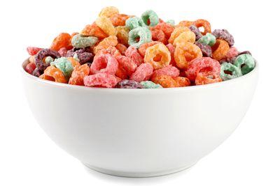 15. Breakfast cereal (2.59)