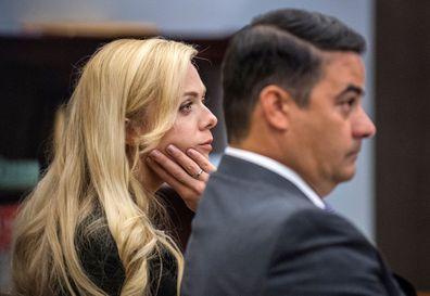 Disney princess denies playing part in fiancé's double murder plot