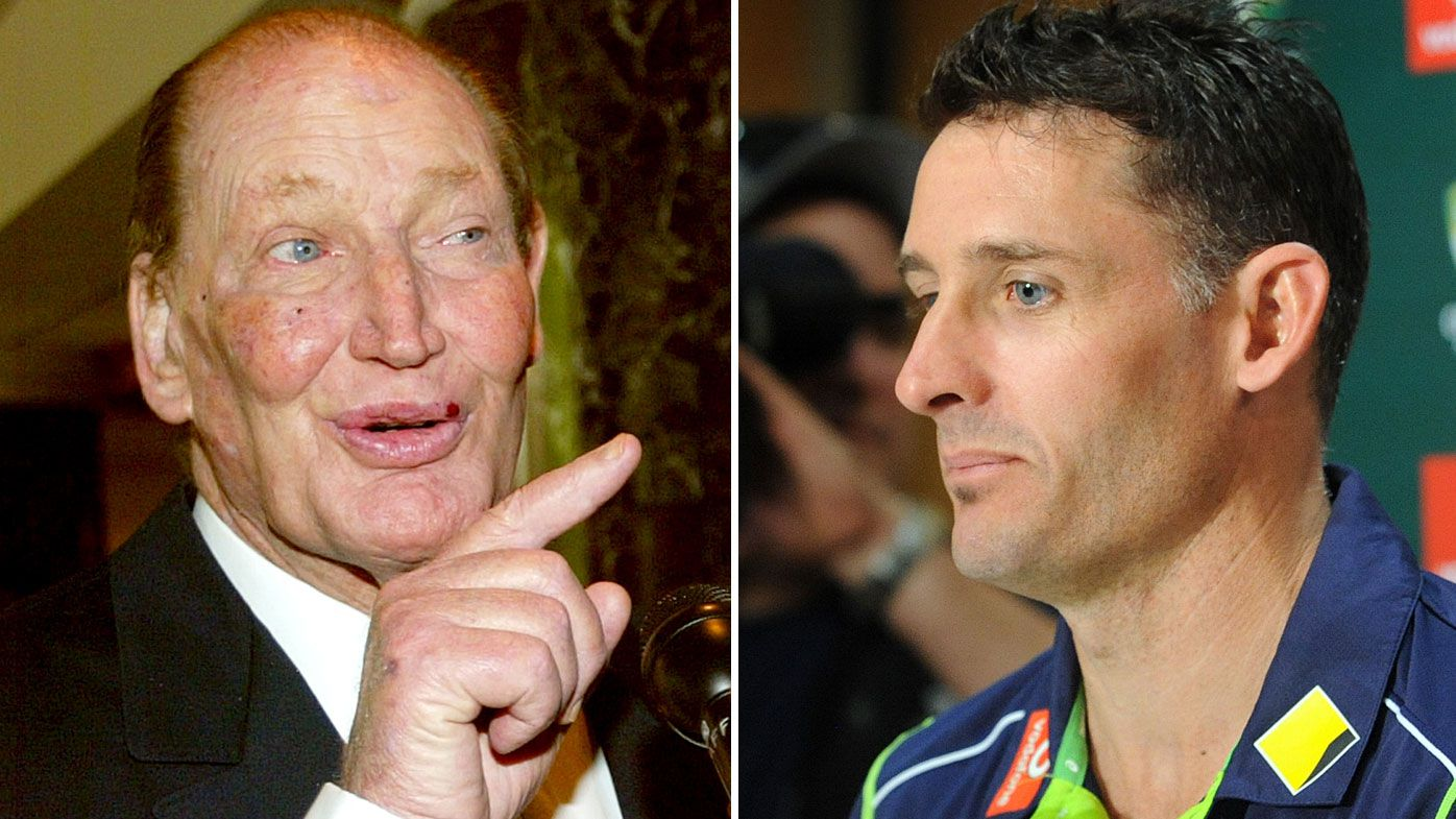 Packer's Ashes demand: 'Get that f---ing Hussey into the side'