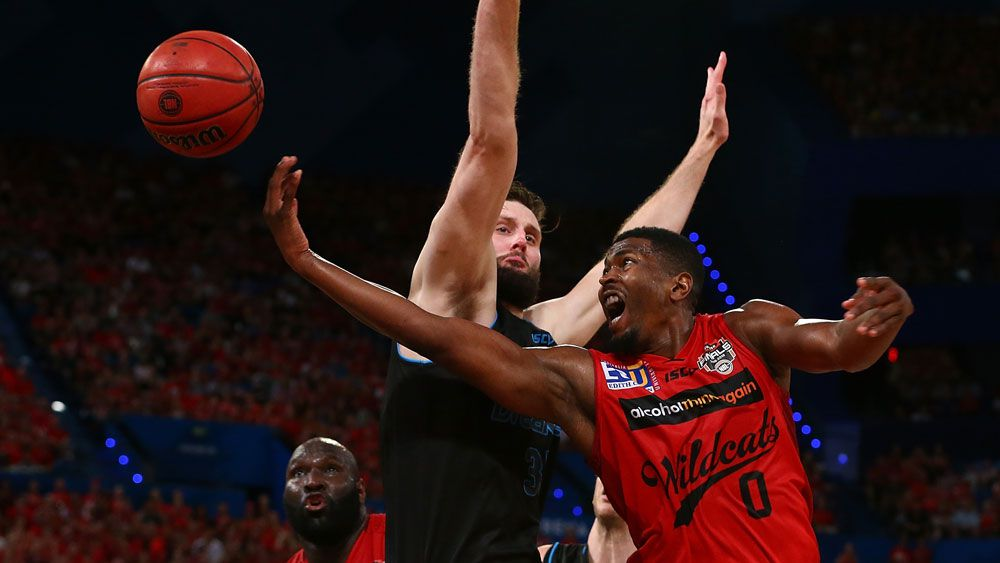 Wildcats demolish Breakers to win NBL title